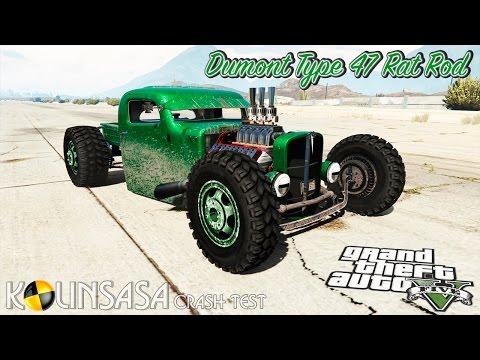 Dumont Type 47 Rat Rod