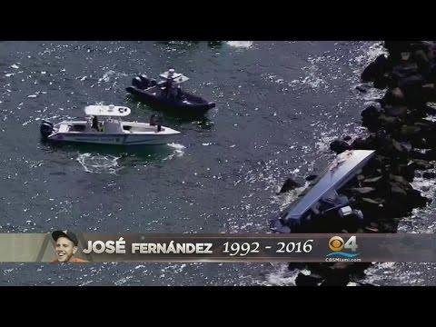Marlins Pitcher Jose Fernandez, Two Friends Killed In Boat Crash