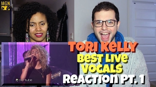 Download Lagu Tori Kelly - Best Live Vocals Reaction Pt.1 Gratis STAFABAND