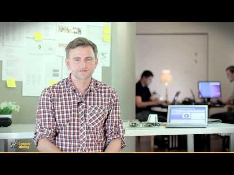 Building a Bitcoin Mining Farm / Inside Interview