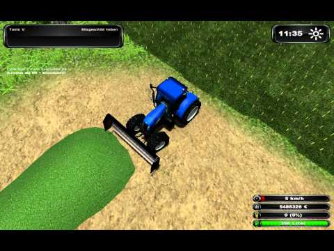 farming simulator BGA silo Please comment
