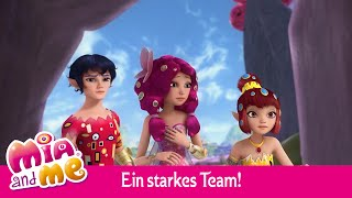 Ein starkes Team ! - Mia and me