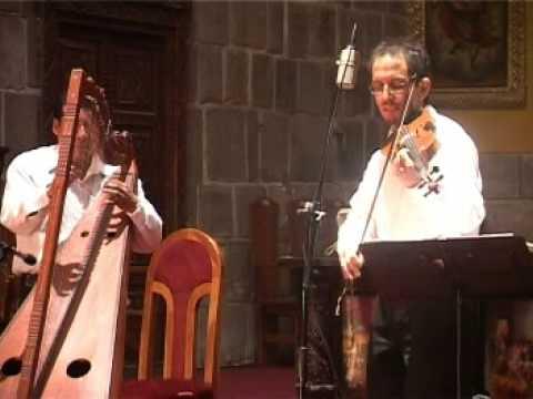 Daniel Zamalloa• ISHUA • Violín Vernacular del Perú