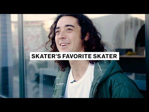 Skater's Favorite Skater | Rowan Zorilla