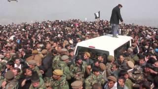 Funeral of Afghan vice president held in Kabul