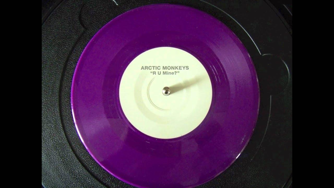 R U Mine Arctic Monkeys Album Cover Arctic Monkeys - Electricity