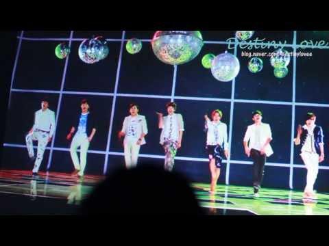 [FANCAM]130818 Infinite OGS in Hong Kong 인피니트 불편한 진실 (Inconvenient Truth) Full MV