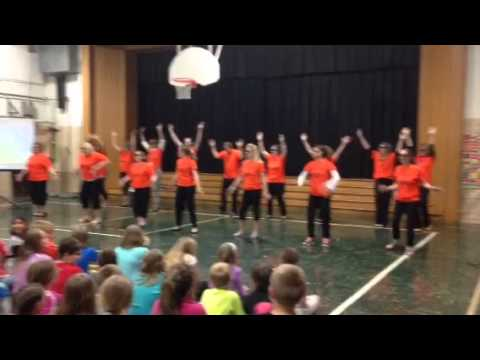 OAA Flash Mob Denver Place Elementary School