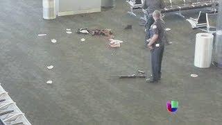 Avanzan investigaciones tras tiroteo en aeropuerto de Los Ángeles -- Noticiero Univisión