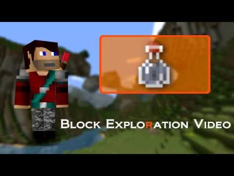 how to make invisible blocks in minecraft