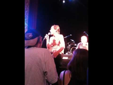 Iggy Pop - I Need To Thank Ron... Speech - Live - Ann Arbor - 2011