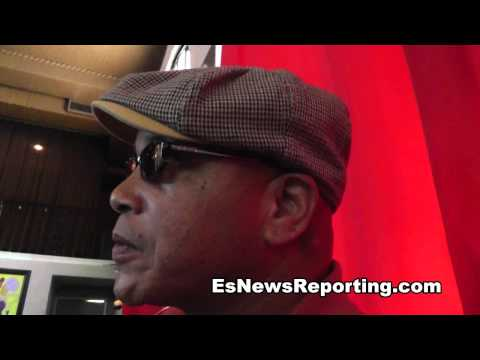 Virgil Hunter on Amir Khan Rockstar Status in UK