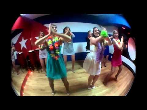 Pomysł Na Wieczór Panieński - KURS TAŃCA WARSZAWA - Sexy Dance, Salsa, Reggaeton...