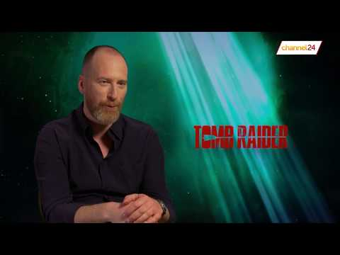 Tomb Raider Director Roar Uthaug Talks To Channel24 About The New Movie