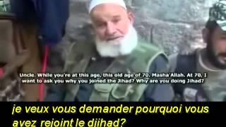 Syrie: à 70ans il combat le criminel Bachar Elad STFR