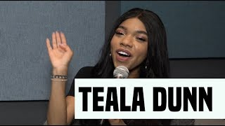 "Teala Dunn Talks ""Escape The Night"" and Being a Social Media Star"