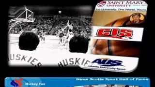 Nova Scotia Sports Heritage Hall of Fame - Mickey Fox
