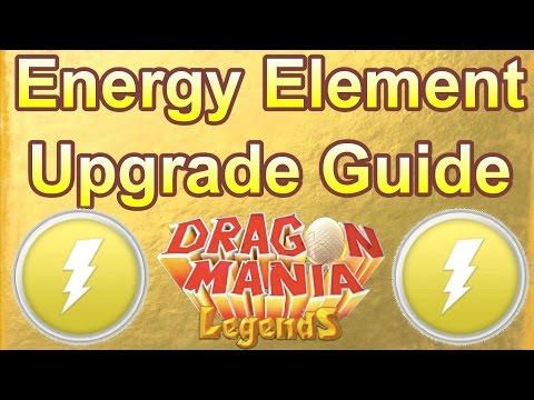 Level 6 Energy Element Upgrade Guide - Dragon Mania Legends (Burnout or Power of Thunder?)
