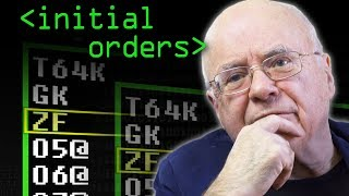 Bootstrapping EDSAC: Initial Orders - Computerphile