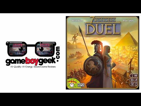 7 Wonders Duel Review - Game Boy Geek