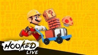 Super Mario Maker 2 - Wir spielen mit Mats eure (und unsere) Levels!