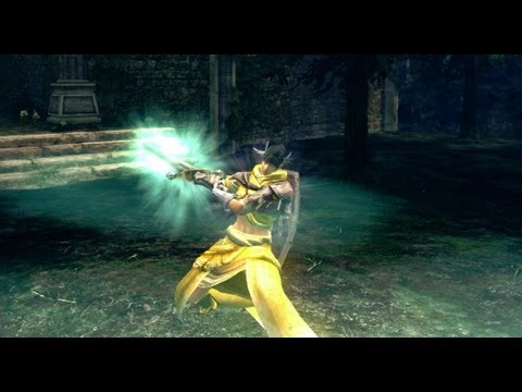 Dark Souls: Prepare to Die (Pc) #14 Haciendo un personaje de magia