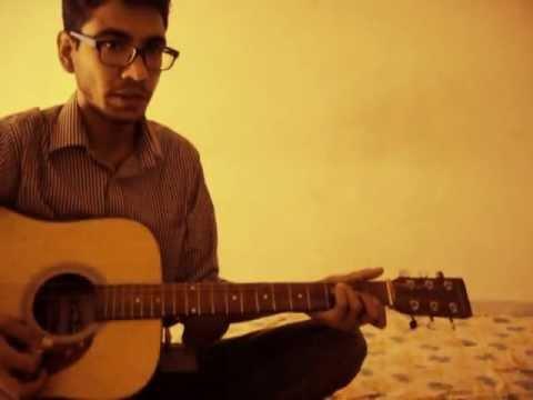 Allah ke bande -Kailash Kher guitar lesson(Detalied Strumming...