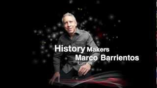 Marco Barrientos History Makers 2013
