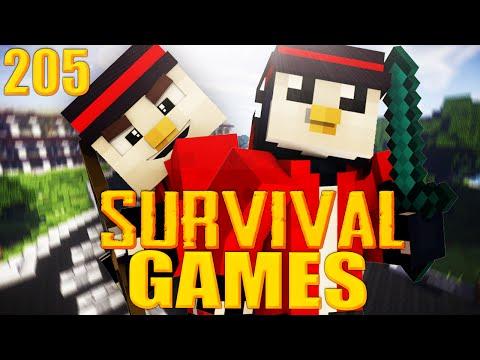 Minecraft Survival Games - Cel mai NEBUN MECI! [Ep.205]