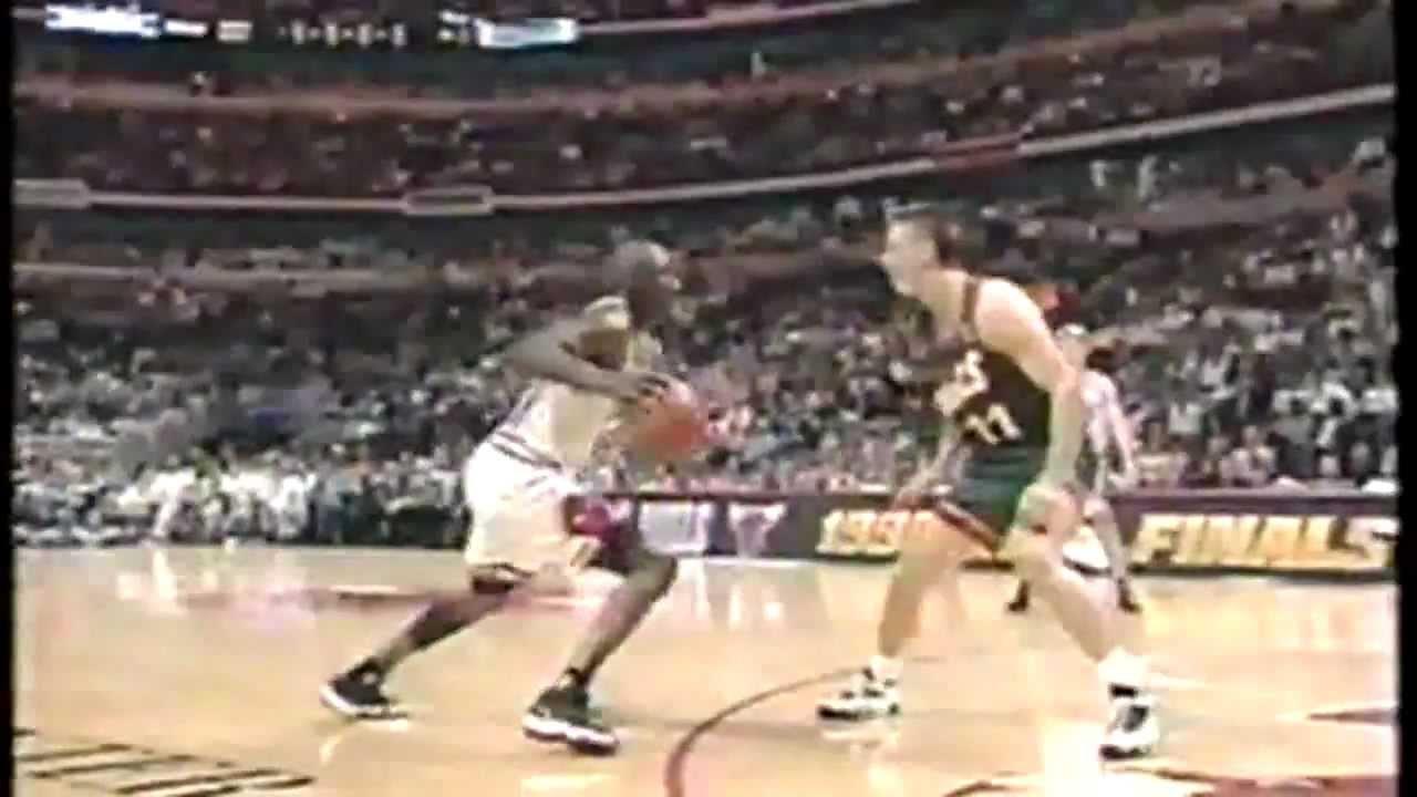 1996 Nba Finals 1996 Nba Finals Game 1