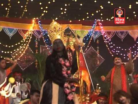 Hemant Chauhan- Mataji Na Dakla -calcutta Vali Mahakali Rame   | Veradi Zulna video