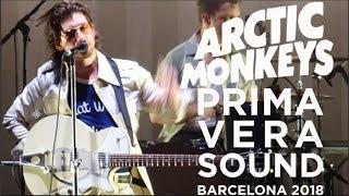 ARCTIC MONKEYS @ PRIMAVERA SOUND 2018