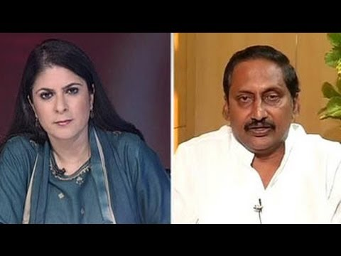 Jagan going against YSR's will: Kiran Kumar Reddy to NDTV