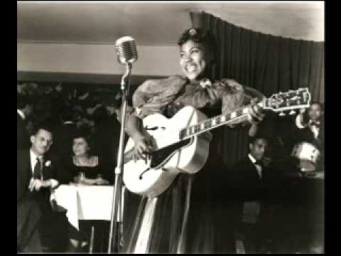 Sister Rosetta Tharpe-Don't Take Everybody to be Your Friend