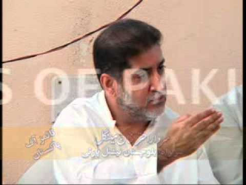 People of Balochistan want freedom: Sardar Akhtar Mengal