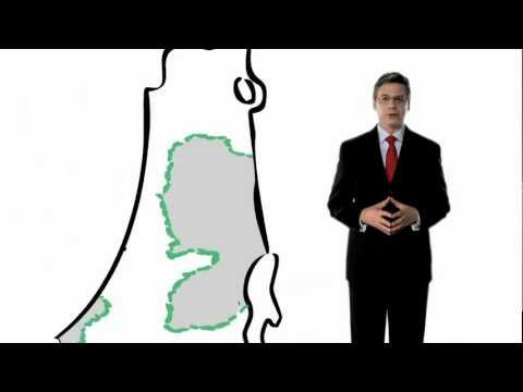 Israel Palestinian Conflict: The Truth About the West Bank (Shorter Version)