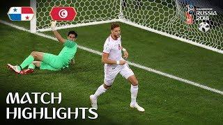 Panama v Tunisia - 2018 FIFA World Cup Russia™ - Match 46