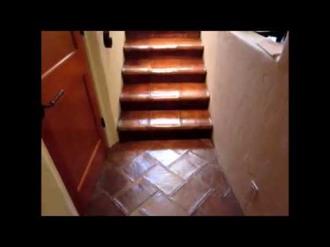 How to Faux Paint a Mexican Paver Floor-Apppleby Cleaning