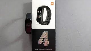 Unboxing Xiaomi Mi band 4 (sin NFC)