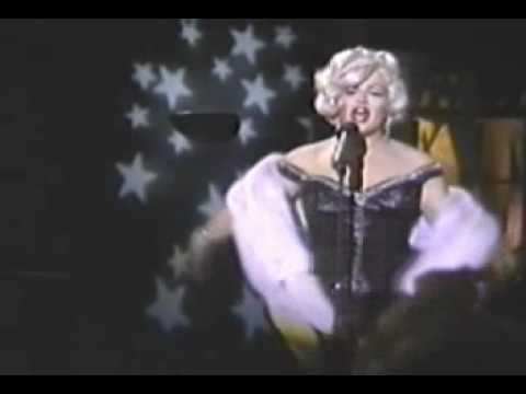 JIMMY JAMES video tribute to THE MARILYN YEARS ('83-'97)