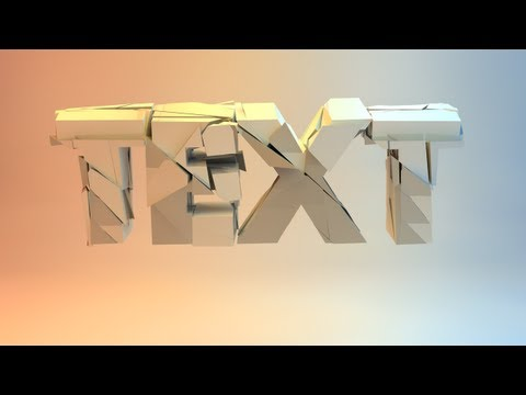 How To Create A Sweet Animation In Cinema 4D