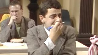 Studious Bean | Funny Compilation | Classic Mr Bean