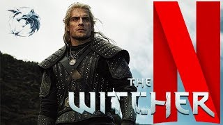 Netflix The Witcher - Geralt of Rivia, Ciri and Yennefer FINALLY REVEALED and Fans Love it!