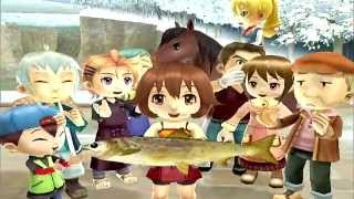 Harvest Moon: Animal Parade Opening (Wii)