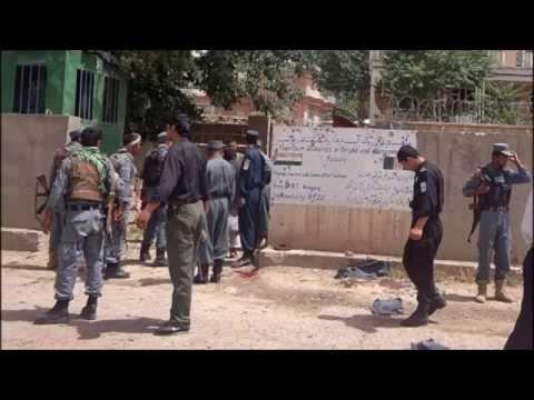 9 Killed in Afghanistan's Baghlan Funeral Suicide Blast By Paki-Punjabi ISI