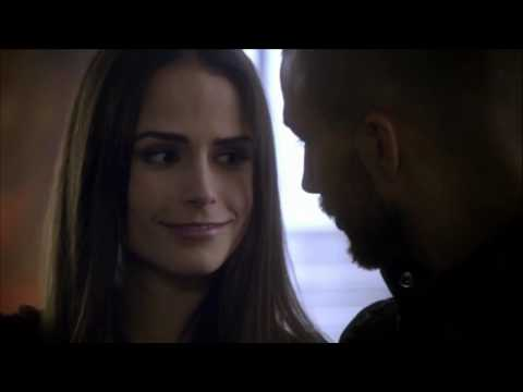 Jordana Brewster & Logan Marshall-Green - Love U all the way...