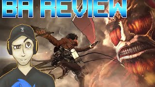 """""""Web Swingin' Anime Action!"""" Attack on Titan: Wings of Freedom - BA Review"""