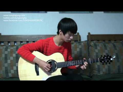 (Miley Cyrus) Wrecking Ball - Sungha Jung