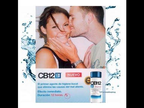CB12 colutorio halitosis