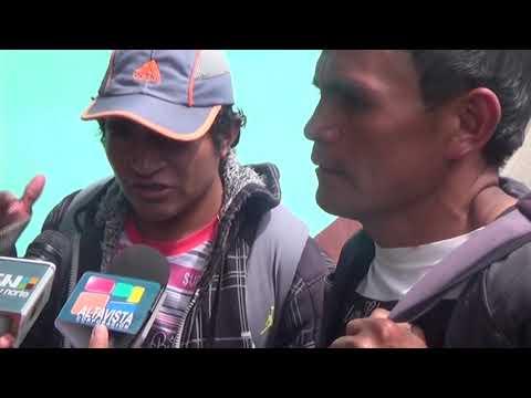 SERENAZGO CAJAMARCA - Intervención a Carteristas / 12-05-14